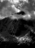 Cordiliera Blanca - Peru. Mountains from Cordiliera Blanca - Peru Stock Photo