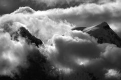 Cordiliera Blanca - Peru. Mountains from Cordiliera Blanca - Peru Stock Photography