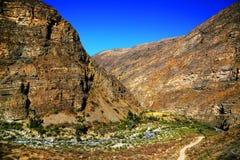 Cordiliera Huayhuash Royalty Free Stock Photo