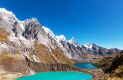 Cordillera royalty free stock photography