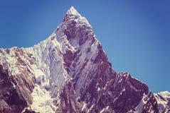 Cordillera royalty free stock photo