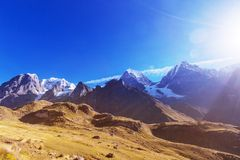 Cordillera stock images