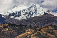 Cordillera Royalty Free Stock Photos