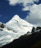 cordillera berg Arkivbilder