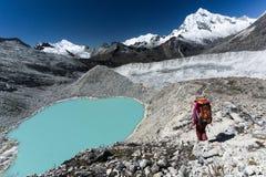 Cordillera Blanca Zdjęcia Royalty Free