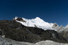 Cordillera Blanca Obrazy Royalty Free