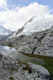 Cordillera Blanca Stock Photography