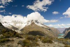 Cordillera Blanca Royalty Free Stock Images