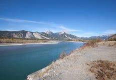 Cordillera de Aeolus Whitecap Imagen de archivo