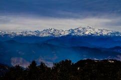 Cordillera de Banderpunch Imagen de archivo libre de regalías
