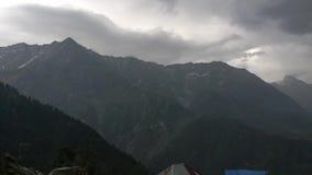 Cordillera de Dhauladhar almacen de video