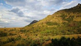 Cordillera de Drakensberg Imagenes de archivo