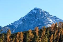 Cordillera de Lofer fotos de archivo libres de regalías