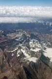 Cordillera de Los Andes Royalty Free Stock Photo