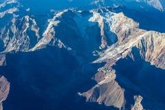 Cordillera de Los Andes Royalty Free Stock Image