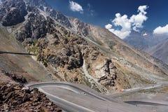 Cordillera de Los Andes Royalty Free Stock Photos