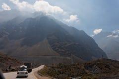 Cordillera de Los Andes Chile Royalty Free Stock Images