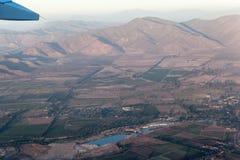Cordillera de Los Andes Royalty Free Stock Photography