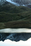 Cordillera de Snowdonia imagenes de archivo