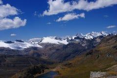Cordillera Ruara Royalty Free Stock Image