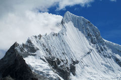 Cordillerablanca royalty-vrije stock afbeelding