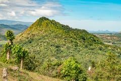 Cordilleras Imágenes de archivo libres de regalías