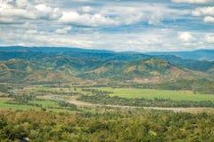 Cordilleras Fotografía de archivo libre de regalías
