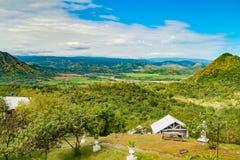 Cordilleras Imagen de archivo libre de regalías
