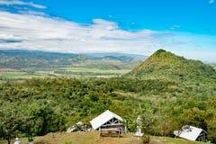 Cordilleras Foto de archivo