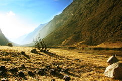 Cordilleras mountain Royalty Free Stock Photography