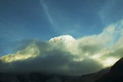 Cordilleras mountain Stock Photography