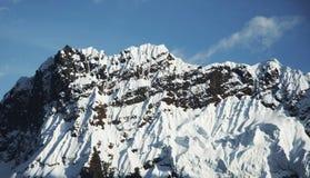 Cordilleras mountains_2 Royalty Free Stock Image