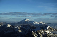 Cordillerasberg Royaltyfri Bild