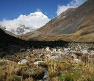 Cordillerasberg Royaltyfria Bilder