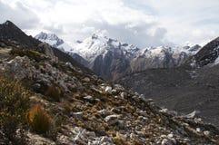 Cordillerasberg Arkivbild