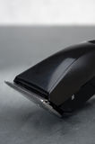 Cordless black electric razor Royalty Free Stock Photos
