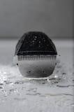 Cordless black electric razor Stock Image