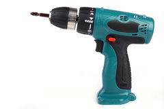 Cordless Drill Royalty Free Stock Photo