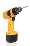 Cordless drill machine Stock Image