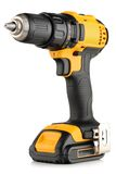 Cordless driver drill Stock Image