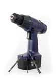 Cordless Electric Drill Stock Image