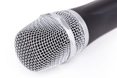 Cordless microphone Royalty Free Stock Images