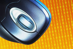 Cordless mouse Stock Images
