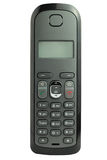 Cordless phone Royalty Free Stock Images