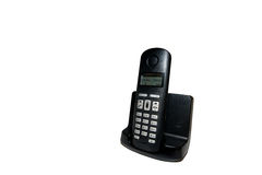 Cordless phone Royalty Free Stock Photo