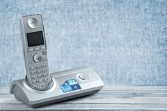 Cordless Phone Royalty Free Stock Photography