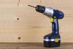 Cordless Power Drill Stock Image