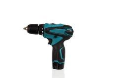 Cordless power drill Royalty Free Stock Photo