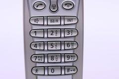 Cordless telefon Zdjęcia Stock