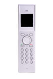 Cordless telephone handset Royalty Free Stock Photography